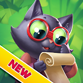 Tropicats: Free Match 3 on a Cats Tropical Island