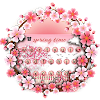 Pink Spring Keyboard Theme