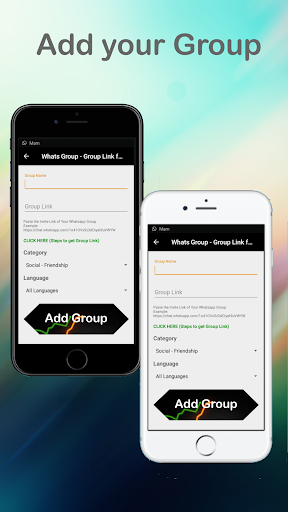 Whats Groups - Group Link for Whatsapp 1.1 screenshots 4
