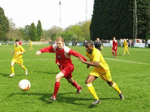 Photo: 24/04/10 v Windsor & Eton (Southern League Div 1 South & West) 1-5 contributed by Leon Gladwell