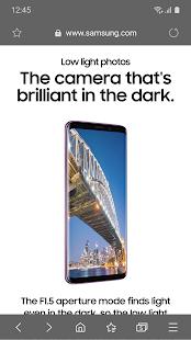Интернет-браузер Samsung