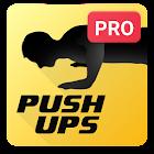 俯卧撑教练 - Push Ups Workout icon