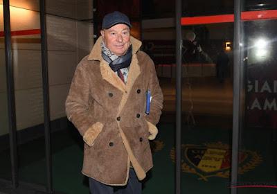 Luciano d'Onofrio a voulu reprendre un club de Jupiler Pro League