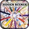 Hidden Scenes - Clutter Craze icon