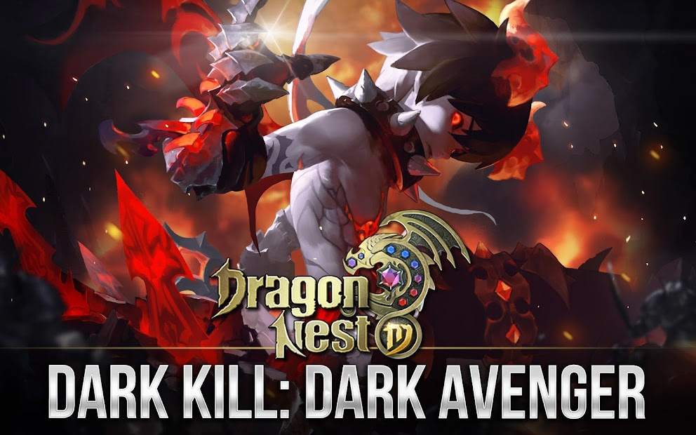 Dragon Nest M Android App Screenshot