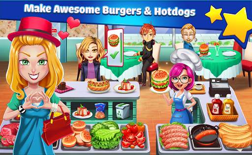 Cooking Star Chef - Realistic, Fun Restaurant Game 1.0.3 {cheat|hack|gameplay|apk mod|resources generator} 3