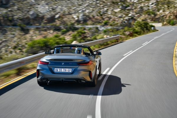 First Drive The New Bmw Z4 Is A True Drivers Car