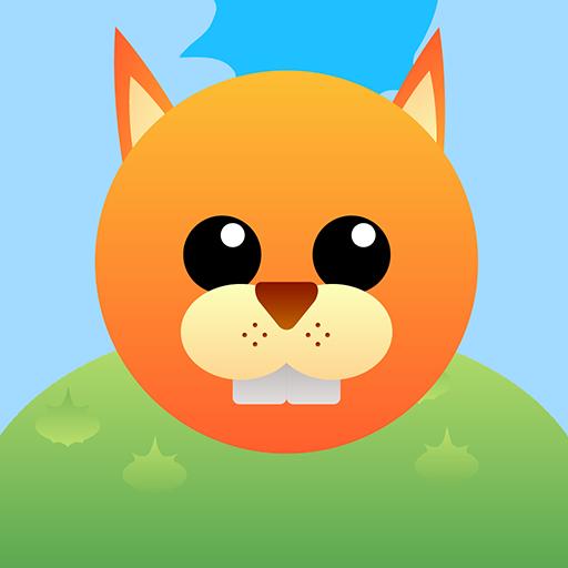 森のジャンプの冒険 街機 App LOGO-硬是要APP