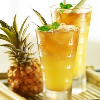 Island Rum Punch.