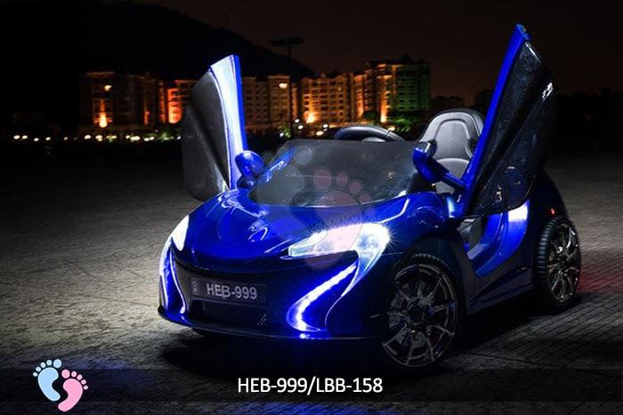 Xe hơi điện kiểu dáng thể thao LBB-158 7