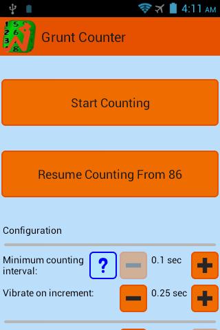 免費下載運動APP|Grunt Counter app開箱文|APP開箱王