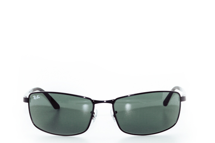 Ray Ban Square Metal RB3498
