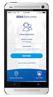 Línea Bancomer - náhled