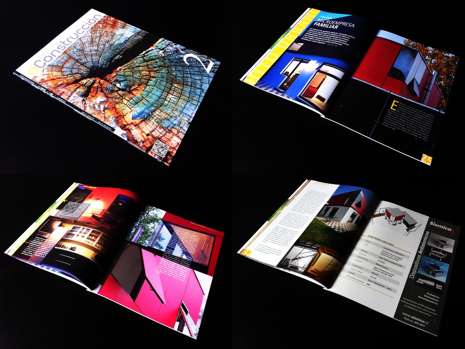 Photo: Revista dConstrucción / #2 / Chile / 2012