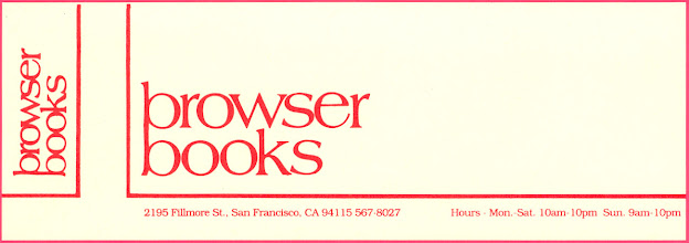Photo: Browser Books