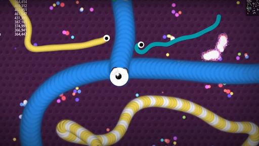 Snake Zone : Snake.io apktreat screenshots 1
