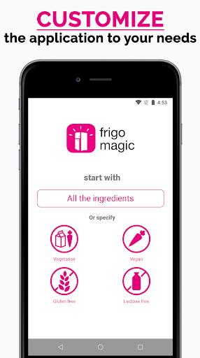 Frigomagic screenshot 7