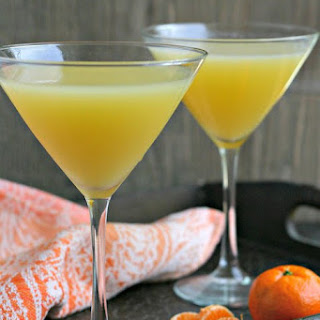 Coconut Orange Saketini and all about the #PNWFoodRetreat.
