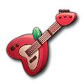 アップルエレキギター
