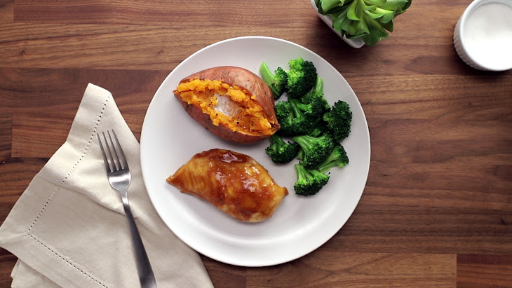 Honey-Soy Chicken Breasts Recipe