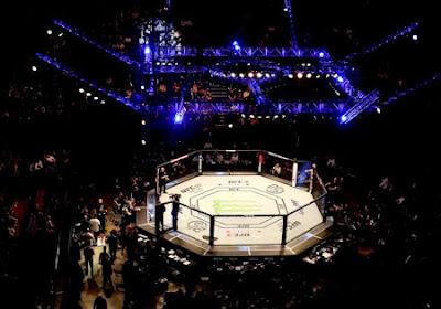 Eerste topper van de week in UFC stelt niet teleur! Holloway maakt indruk en heeft straf record beet