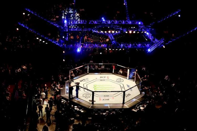 """UFC: het eerste evenement op """"fight island"""" is meteen met enkele topwedstrijden"""