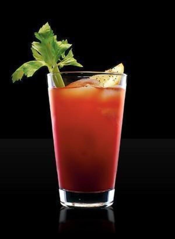 Very Bloody Mary Recipe