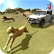 Hunting Jungle Animals 2‏