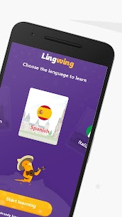 Lingwing – Language learning app 8.9 Android APK Mod 2