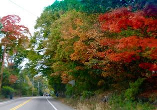 Photo: Mùa Thu lá đổi màu!