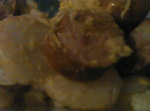 Skillet Potatoes And Sausage