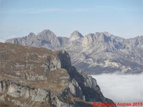 Photo: IMG_4360 Roda di Vael dalla Cresta dei Monzoni