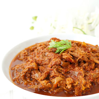 Crockpot Pulled Maple BBQ Beef {Freezer Meal}.