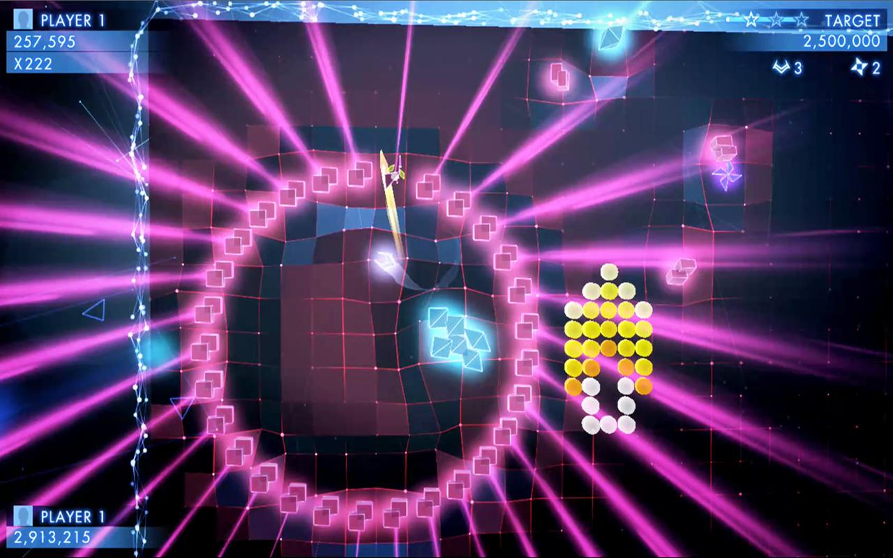 Geometry Wars 3: Dimensions screenshot #2
