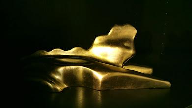 Photo: Wächter des Glücks (vergoldet), 2008
