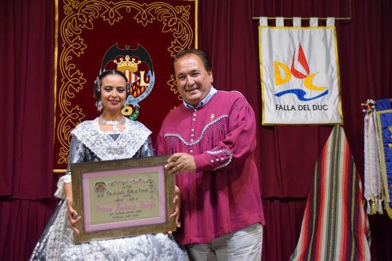 Proclamación en Duque de Gaeta - Puebla de Farnals