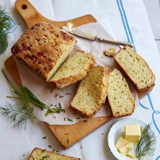 Easy Ranch Quick Bread.