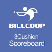 Billiard 3cushion Scoreboard