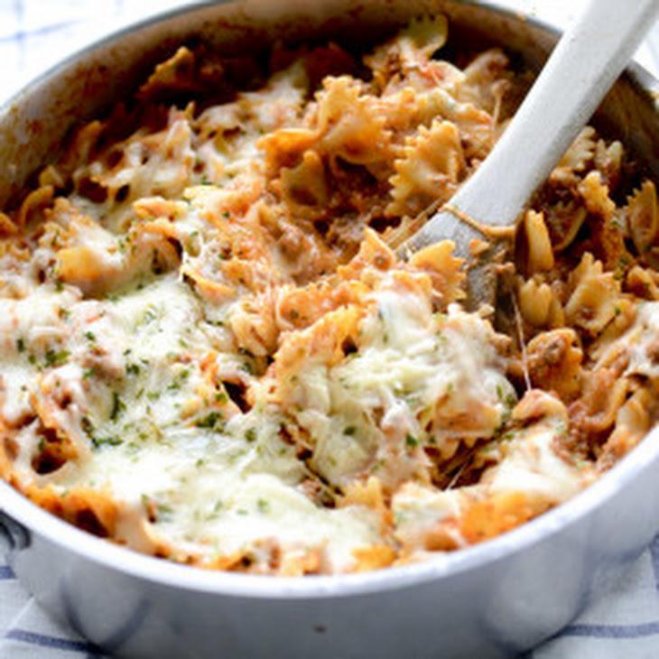 Lasagna Pasta Recipe