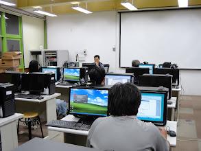 Photo: 20111107頭份(一)電腦軟體應用與實作MS Office Word與Excel 002