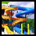 Aqua Water Park : Water Sliding Adventure icon