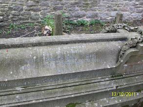 Photo: 16-(N) Ann Merrifield, wife of Edward John Keylocke, died December 1st 1881, aged 33 yearsWilliam Howse Keylock, son of Edward and Ann Keylock, died November 2nd 1898, aged 27 years