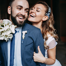 Wedding photographer Alina Starkova (starkwed). Photo of 23.11.2018