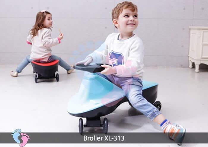 chọn xe lắc cho bé 1 tuổi 6
