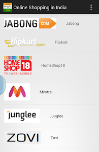Online Shopping India screenshot 1