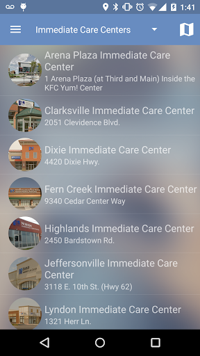 Closest Emergency Room To Current Location
