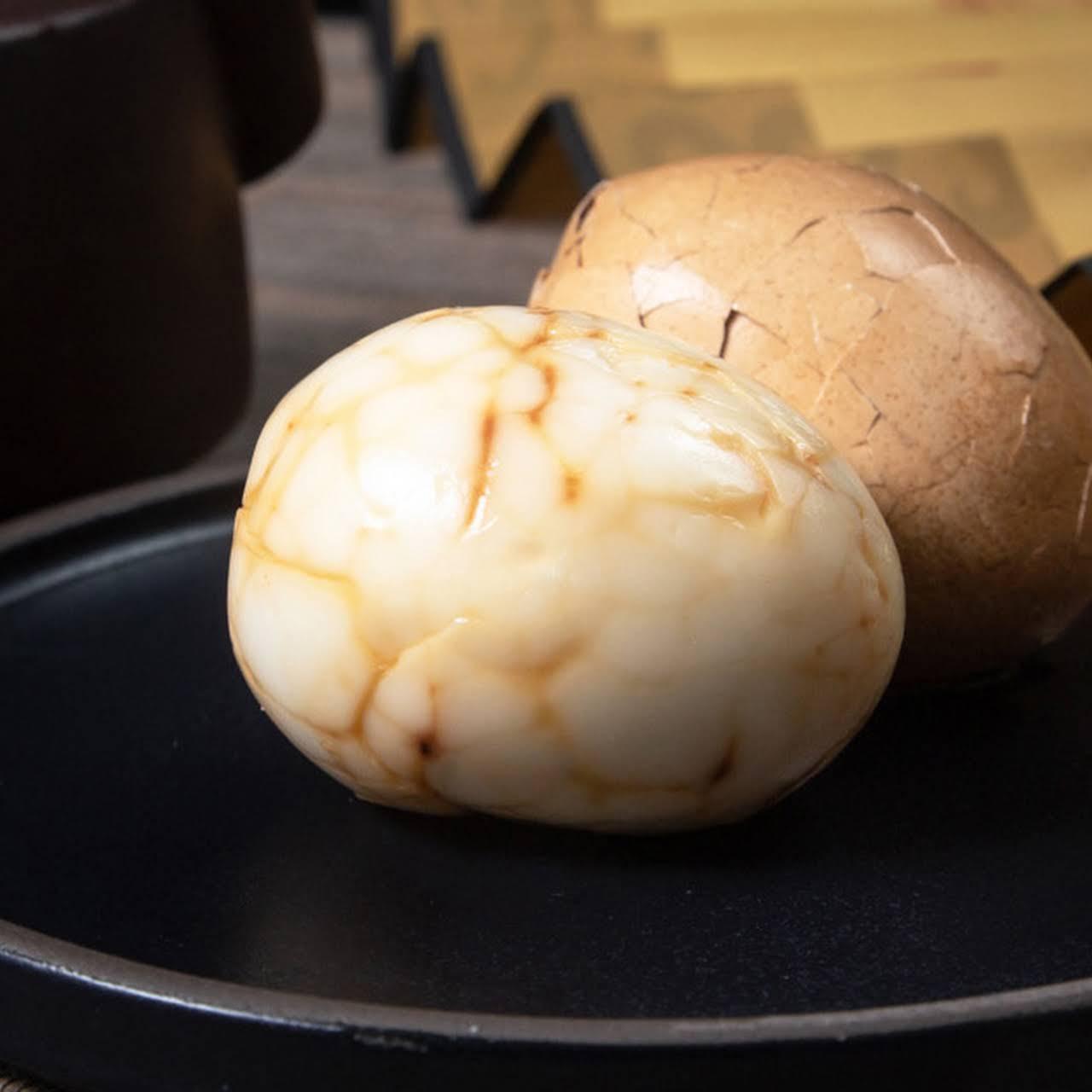 Instant Pot Chinese Tea Eggs