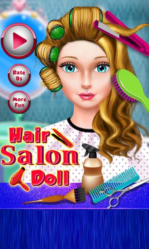 Hair Salon 2 - Chalk my Hair