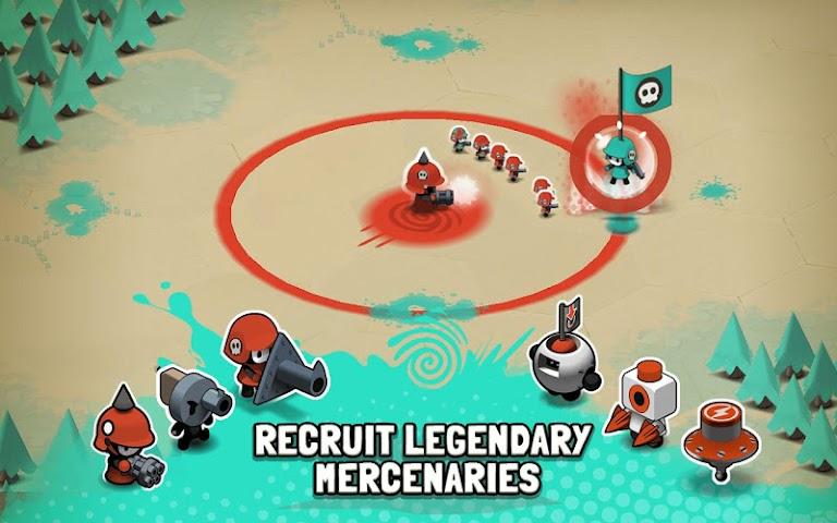 android Tactile Wars Screenshot 3