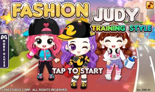 Fashion Judy : Training style